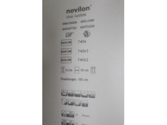 Rest voorraad Novilon Viva rustiek 74063 maat 3,05x 300 br. Van € 175,- voor € 99,-