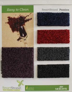 Smartstrand tapijt